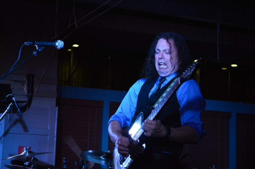 "One of several Blues artists have performed during the monthly ""Tuesday Blues"" show at River City Restaurant, including recording artists Anthony Gomes."