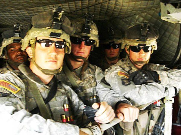 Michael - Iraq - Chinook - 2005-06