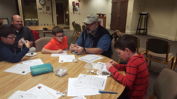 Owl Program_Ken Dague and Kids_2015_