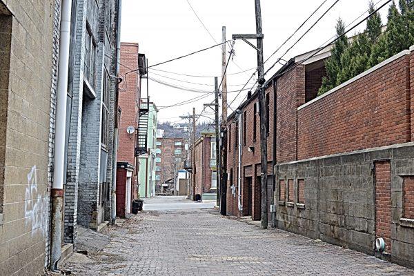 St Alphonsus Alley