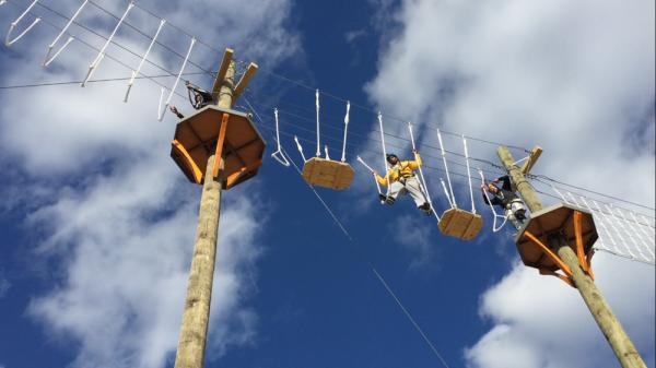 aerial adventure