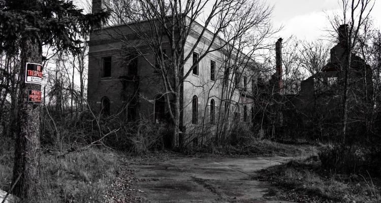 Roney's Point: A WV Haunted Hospital, Sanitarium, or Insane Asylum?