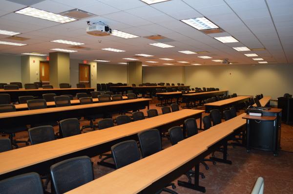 Stone Center - Jesuit Classroom - 1