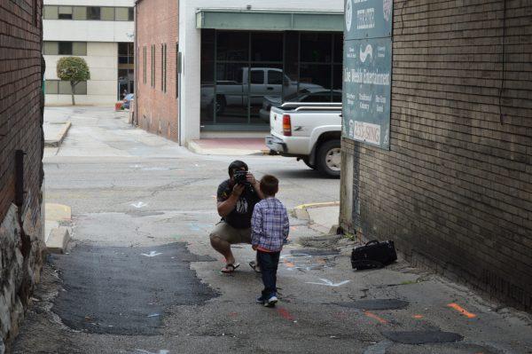 McKinley - alley shoot
