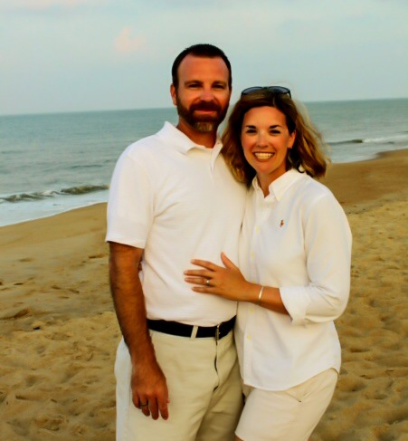 Paul and Missy met at a church in the Charlotte, N.C., area, and they moved to Wheeling in September 2004.