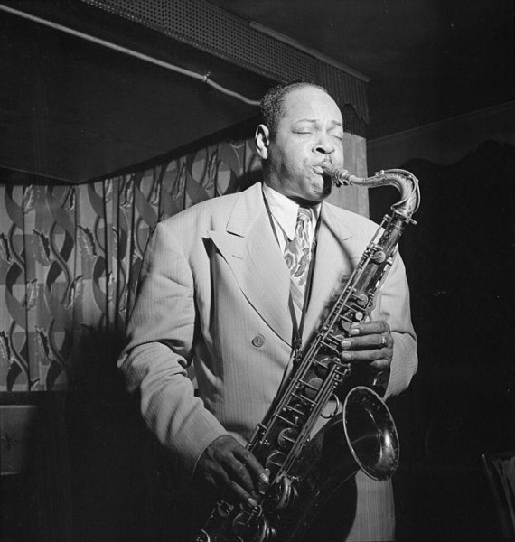 """Chu was a genius."" Coleman Hawkins (to Dan Morgenstern) William P. Gottlieb - Photographs from the Golden Age of Jazz"