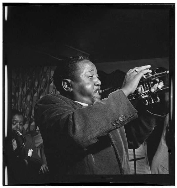"""What you must realize, John, is that he was so young when he died, we'll never know just how great he might have become."" -- Roy Eldridge (to John Chilton) William P. Gottlieb - Photographs from the Golden Age of Jazz"