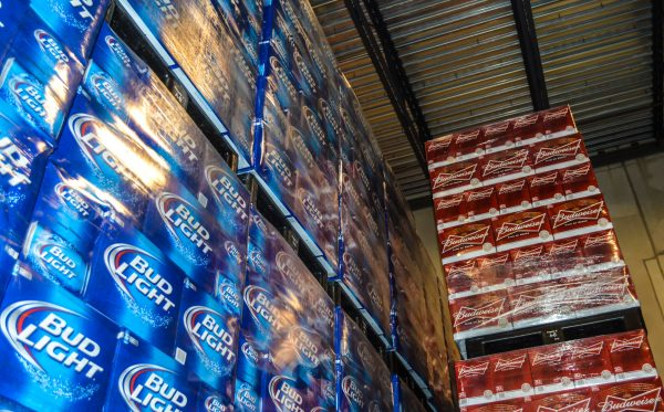 Among the 120-some brands sold by Carenbauer Distributing are Bud and Bud Light. Ironically, though, at the time Edward Carenbauer bought the rights to sell the Anheuser Busch products in 1960, he did so to also purchase the rights to sell Stroh's.