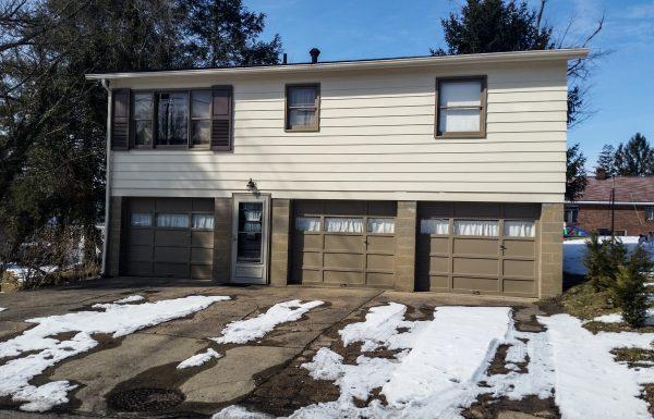 A garage apartment located at 99 McLain Avenue.