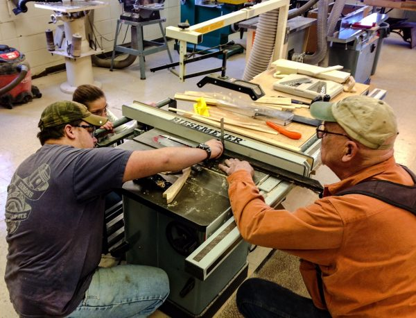 The preservation program at Belmont College offers its students the chance to investigate all areas of possible employment upon their graduation.