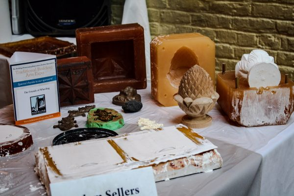 This is one of the displays presented during the 2013 expo at the Wheeling Artisan Center.
