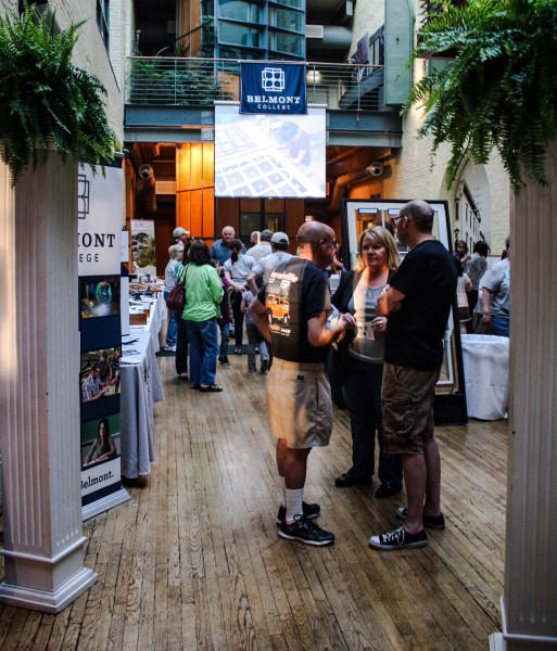 There is no admission fee fro the 2015 Traditional Building Arts Expo set for this Friday evening from 5-8 p.m. in the Artisan Center's atrium area.
