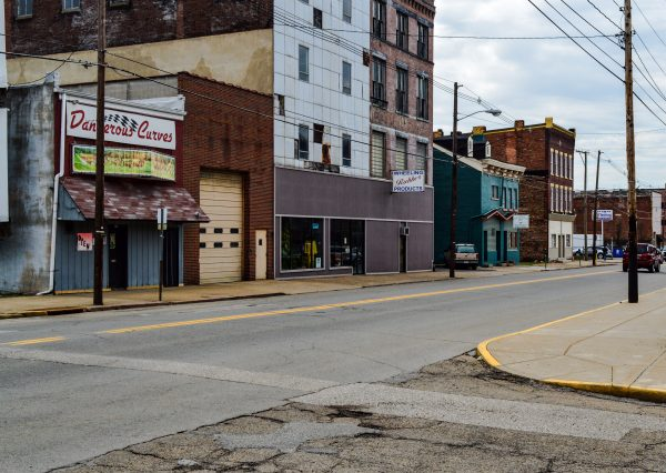 "The ""My Club"" was demolished, and so was the the last ""Green Door"" brothel in Wheeling, adult entertainment remains available."