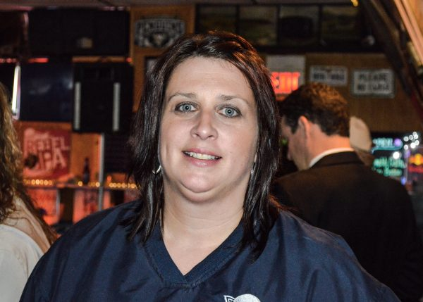 Angie Szalay worked as the manager of the 19th Hole before buying the establishment in December 2012.
