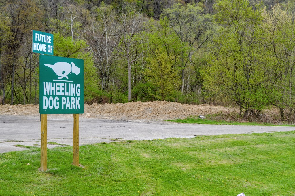 Development of the Wheeling Dog Park is expected to begin soon with hopes it will be completed by the end of summer.