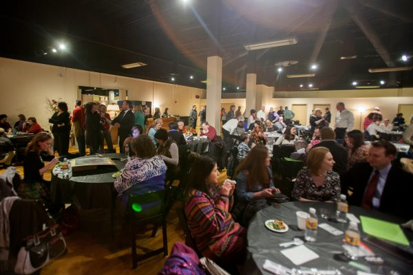 More than 200 local folks attended the most previous event staged at the Capitol Ballroom.