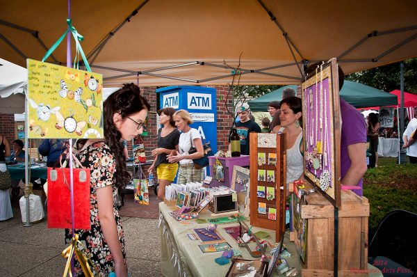 More than 30 artists and organizations will be on hand this year.