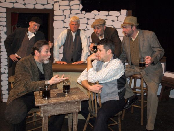 Maurice Walsh's The Quiet Man, which was staged last season.