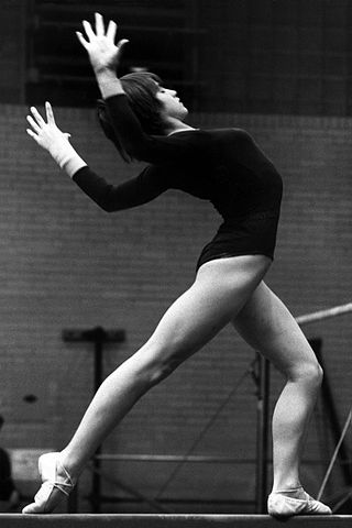 Nadia Comaneci - 1977