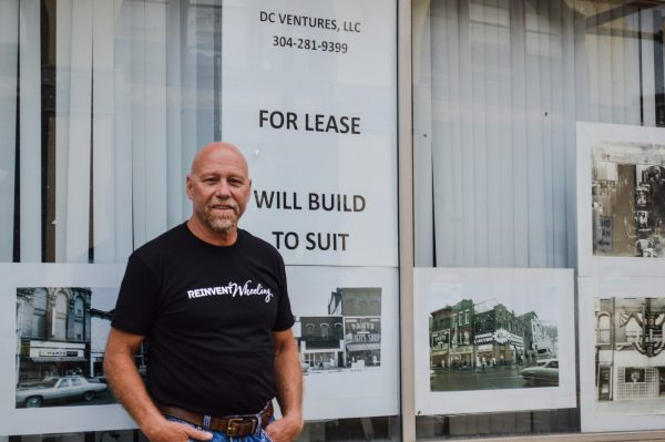 Vince DeCrease of DC Ventures believes downtown Wheeling is on its way back thanks for local investors.