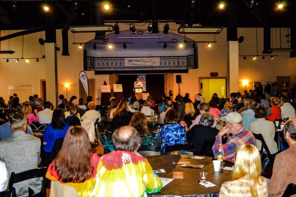 """ReInvent Wheeling's """"Show of Hands"""" events have engaged the Wheeling community by offering local entrepreneurs and organizations a chance to win funds for their projects."""