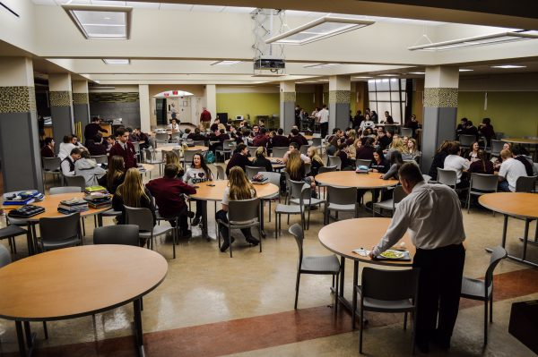 Local employers have recently addressed students at Wheeling Central Catholic High School to inform the student body what jobs are available in the region.