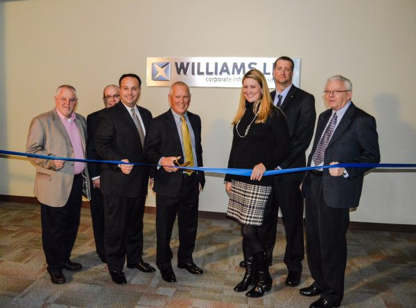 Williams Lea, located in the Stone Center in downtown Wheeling, will soon employ as many as 500 local residents.
