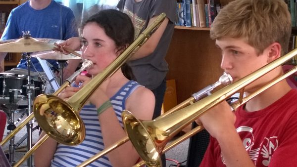 Young people from across the nation gather for the annual summer session of Friends Music Camp at Olney Friends School.