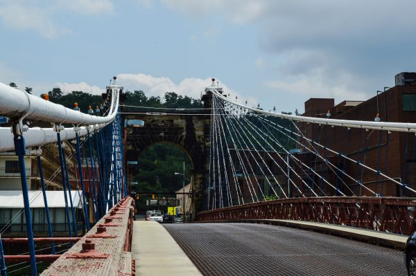 The upcoming preservation project will include rehabilitating the all-important cables on the bridge.