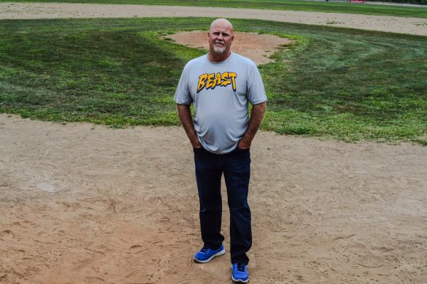"""Palmer is concerned of the condition of the ballfields at the Patterson Complex, especially the Capt. David Van Camp Memorial Ballfield. He fears the annual Edgar Martin """"Beast of the East"""" Baseball Classic will choose a new facility for its """"championship field"""" if not upgraded soon."""