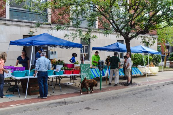 Grow Ohio Valley operates this farmers market in East Wheeling every Wednesday, and their schedule takes the crew from Marshall County to Brooke County.