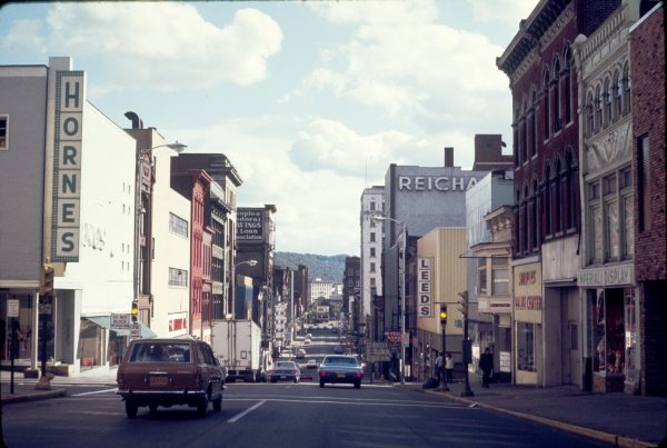 The people who worked in downtown Wheeling in the 1970s and 1980s didn't notice much illegal activity taking place, but Burgoyne says that's because they grew used to the Wheeling mob's activities.