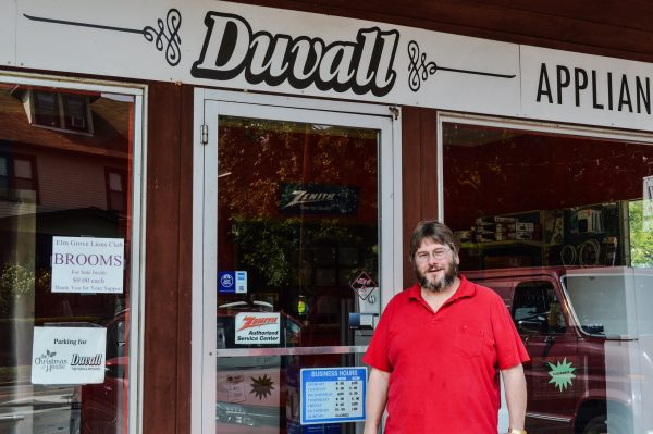 Greg Miller and his brother Ted purchased Duvall's in 2004 from the founder, Harry Duvall.