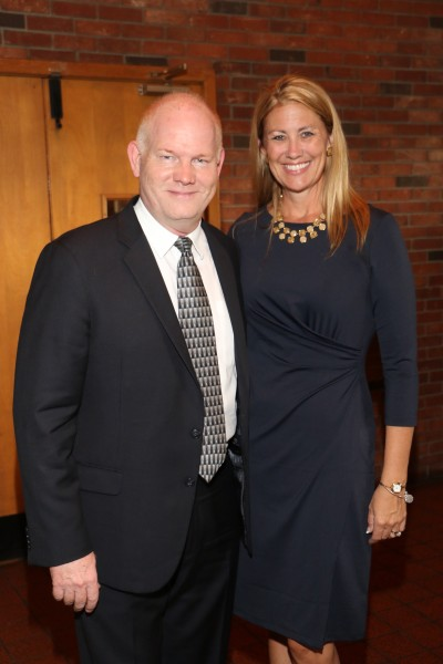 Actor Glenn Morshower was in Wheeling to speak this year at the annual Chamber dinner.