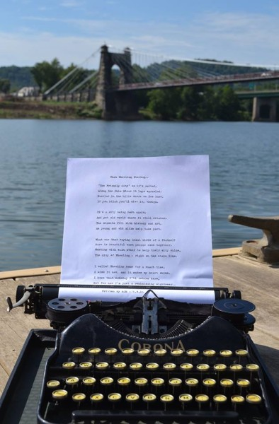Poem - Suspension Bridge