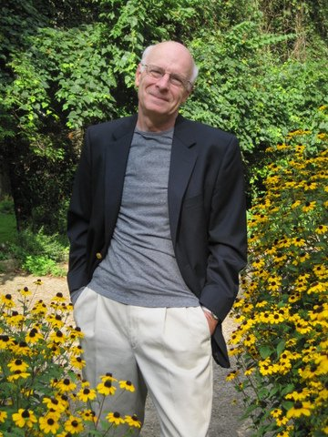 Marc Harshman, West Virginia's poet laureate