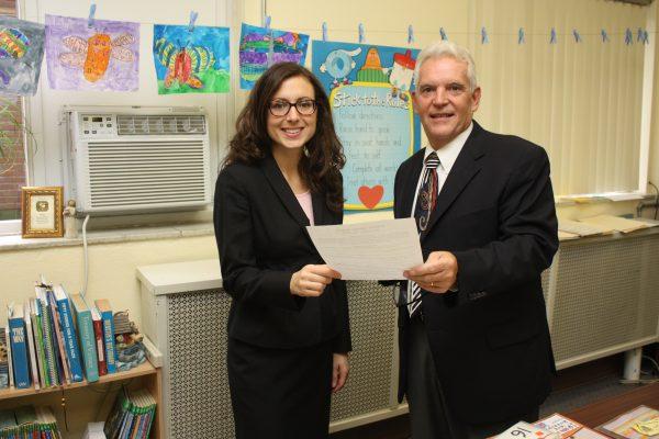 Corpus Christi principal Dick Taylor will soon celebrate his 40th anniversary at the school.