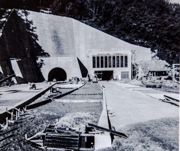 Wheeling Tunnel opened on Dec. 7, 1966, just two years after Paul Hankish lost his legs when his Studabaker exploded in January 1964.