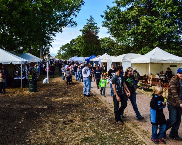 """The 37th annual """"Oglebayfest"""" was held last weekend."""
