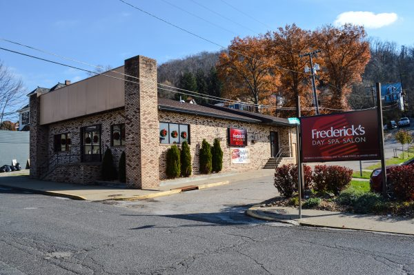 Frederick's has been located at 109 Edgington Lane for the past 10 years.