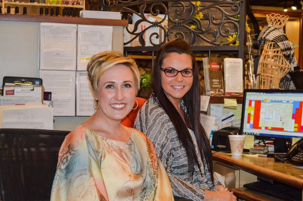 When you call Frederick's either Charity Blackwell or Christin Kohler will assist your appointment scheduling.