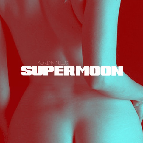 """Supermoon"" has been released online at www.adrianniles.com."