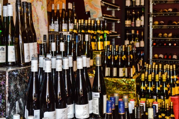 Rieslings, Cerrone explained, are the most popular wins at Thanksgiving time.