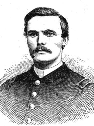 Lieutenant Josiah Montgomery Curtis