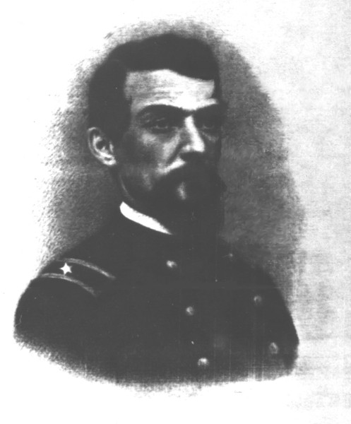 Brigadier General W.B. Curtis