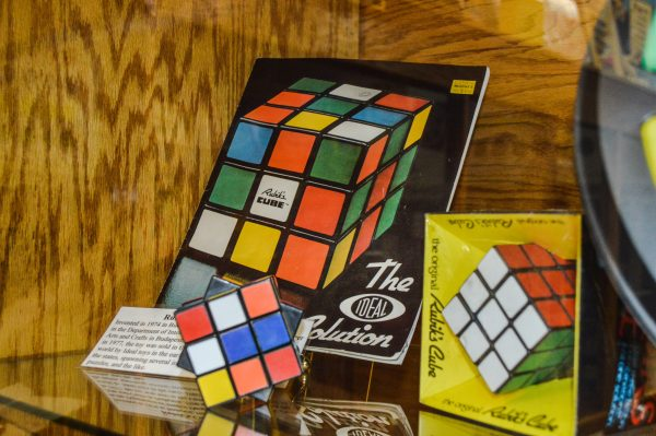 The Rubik's Cube remains available today.