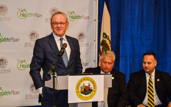 Jim Pennington, president & CEO, The Health Plan, said he is pleased to bring business back to West Virginia.