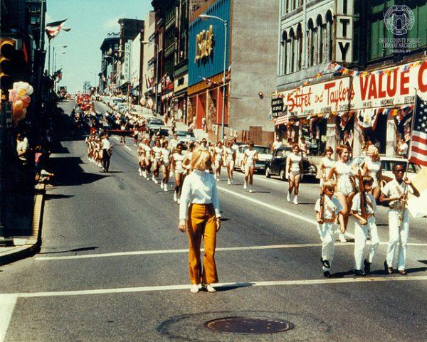 Market Street Parade, 1959