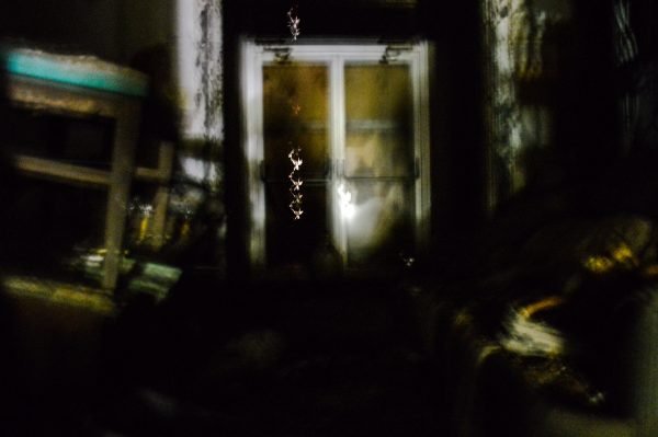 The interior of the former asylum at Roney's Point is spooky but also very dangerous.
