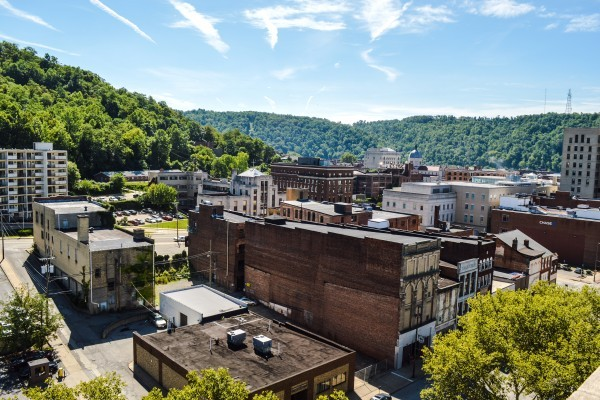 Growth is expected to continue in all section of downtown Wheeling as well as in East Wheeling.